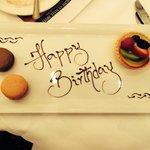 My birthday treat! More cake!!!