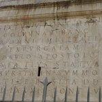 Base detail of the Column of Marcus Aurelius.