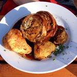 Pork Belly Roast Lunch