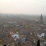 Vista dall'alto di Verona, da Torre Lamberti