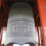 The large bell in the Bell Tower