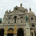 Sacre-Coeur Close view