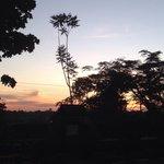 ...and those amazing sunsets