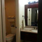 Nice remodeled bathroom!