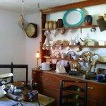 Kitchen (skullery) area