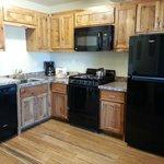 Unit 116 Kitchen