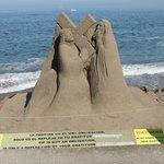 Broadway Sand Art