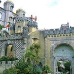 Palacio Pena in Sintra