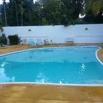 pool at San San Tropez