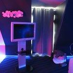 chambre vers TV