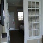 Privacy Doors to Bedroom