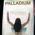 Palladium Group Magazine dated winter 2012 ! ! !