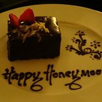 a nice suprise dessert