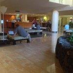 wifi area, reception