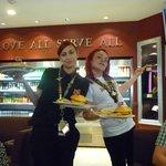 impression of the service, airport malta