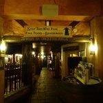 Unusual  bar area