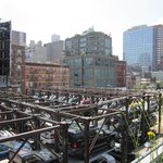 Vista desde la High Line