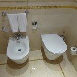 Salle de bain ultra propre