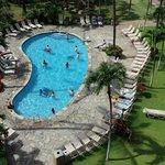 Pool nearest the main area