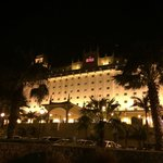 riu at night out front