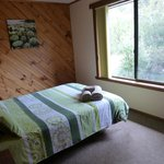 Boronia Cottage at Eagles Rise, Sisters Beach is a two bedroom cottage nestled in bushland