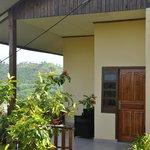 Golo Hilltop Hotel & Restaurant: deluxe room (#7)