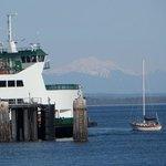Ferry dock Port Townsend
