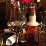 Chardonnay and Sleeman's Honey Brown for drinks, D-Jay's & Ichabod's Food & Drk  |  3354 Portage