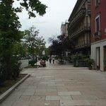 Grande Avenida Santa Maria Elisabetta
