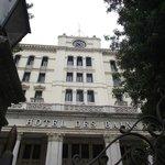 Hotel des Bains, um dos mais luxuosos do Lido
