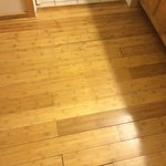 Wood Floors-Some squeeky spots, but very nice