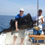 Awesome tile fishing with Mad Marlin crew, I recommand them, we caught 3 sailfish on March 24th,