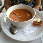 Appetizer : Fish Soup
