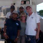 Us with 'Studio Blue' crew