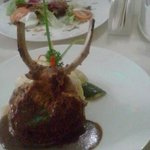 double porkchop steak
