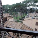 neighboring rooftops