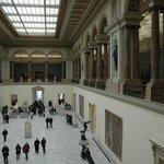 美術館内部