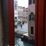 canal from window
