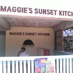 ‪Maggie's Sunset Kitchen‬