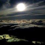 Космос над облаками