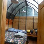 camping cabins $183 with tax per night!
