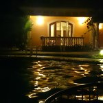 Pool by the night