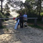 Honeyman State Park - boards rented from Sand Master Park in Florence, OR
