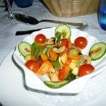 Une excellente salade !