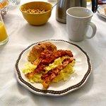 leckeres und frisches Frühstück