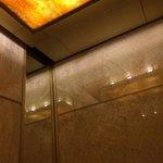 elevator marble
