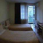 Doppelzimmer Ansicht 2