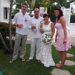 My beautiful wedding at southern surf!