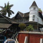 General Aung Sun House turned into a museum.