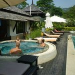 Seashell Resort pool 2